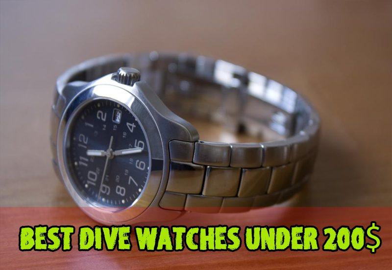 best dive watches under 200