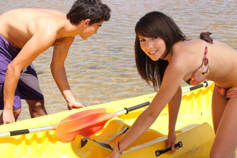 kayak repairs