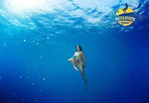 How Deep Can A Human Dive Without Scuba Gear