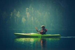 Calories Do You Burn Kayaking