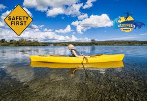 safety kayak gears