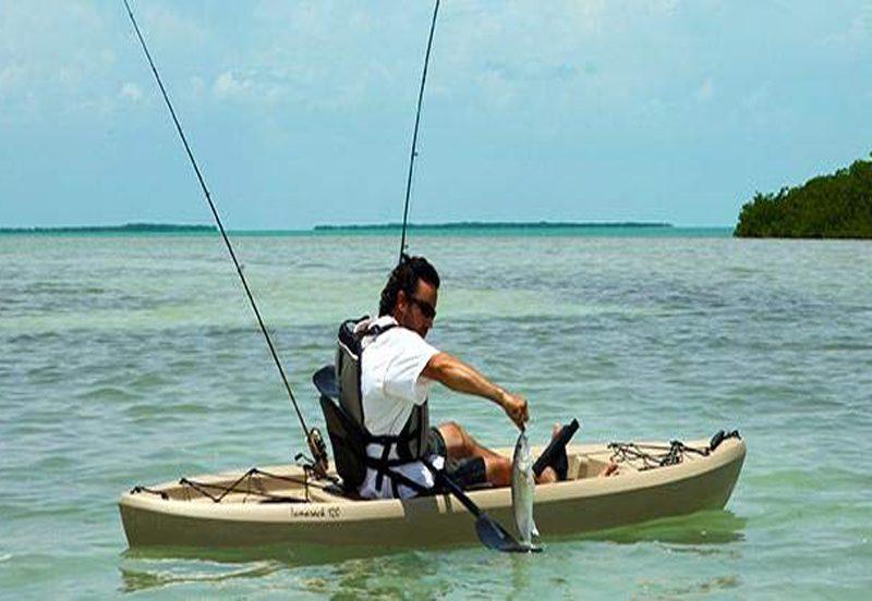 Lifetime Tamarack Angler 100 Review