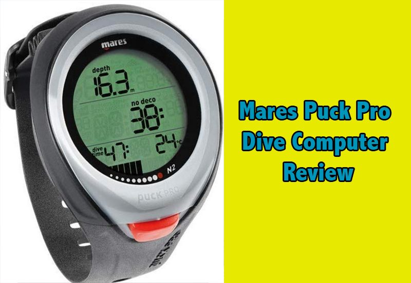 Mares Puck Pro Dive Computer